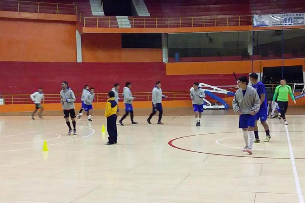 Concepción va tras el título en la Liga Nacional de Futsal