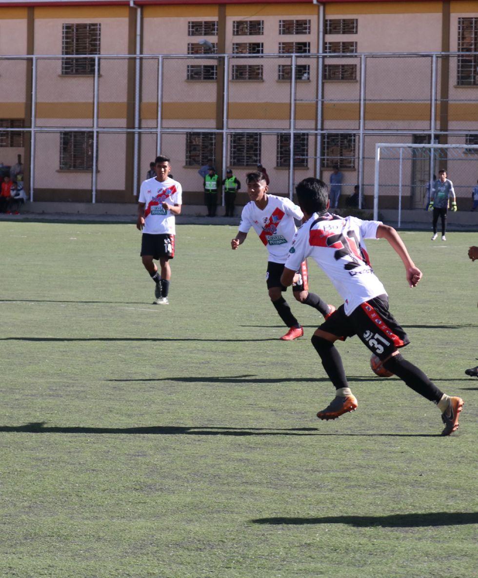 Su siguiente rival será Real Potosí.