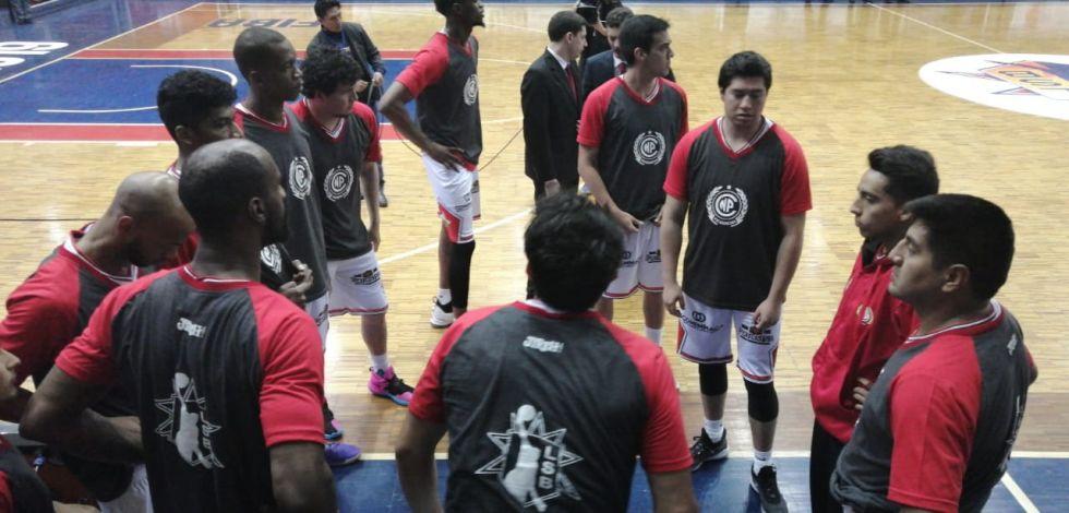 El equipo en Ecuador.