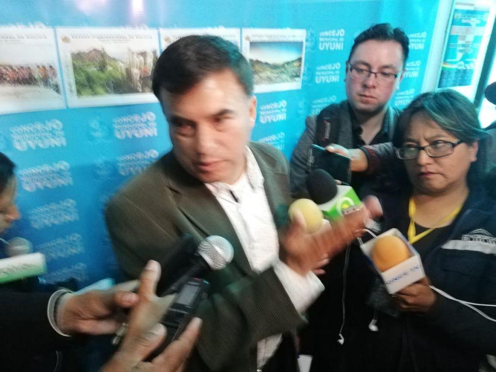 Quintana dice que el gobierno no dialogará con Comcipo mientras haya medidas de presión