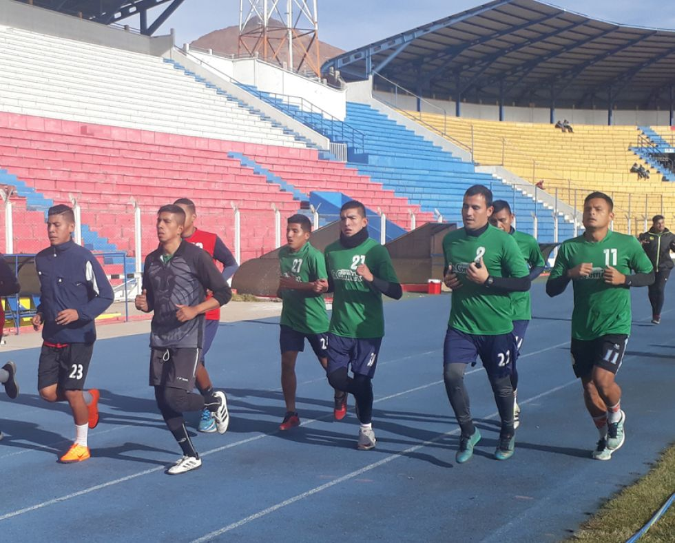El equipo lila quiere llegar en buenas condiciones a su próximo partido