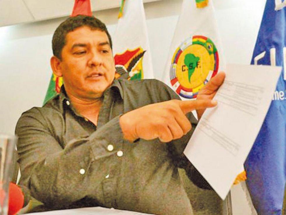"""Rodríguez: """"el Tribunal definirá las sanciones"""""""