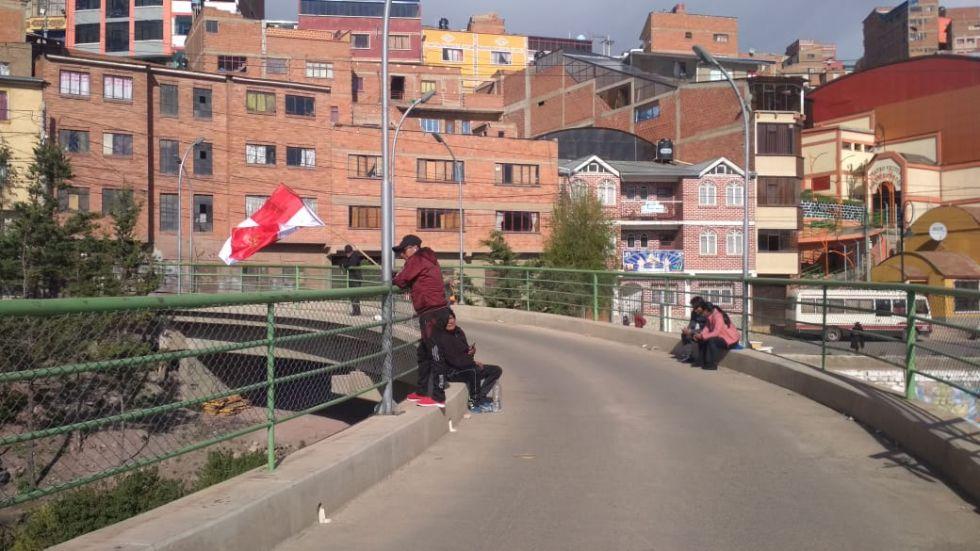 El puente antes del cabildo.