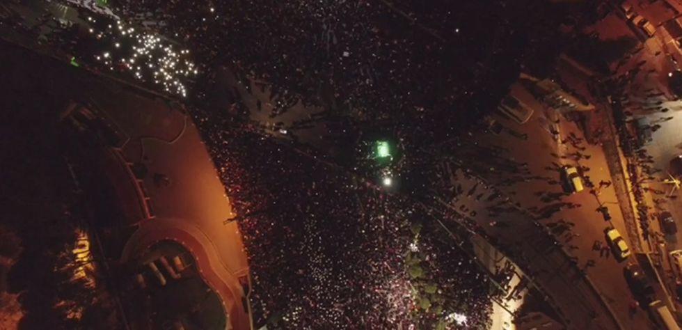 El Potosí le muestra el Cabildo desde el aire
