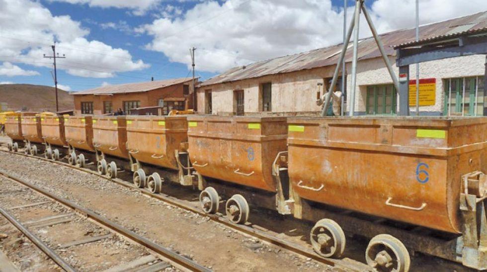 Pulacayo es considerada la segunda mina de plata más grande del mundo, solo superada por el Cerro de Potosí.