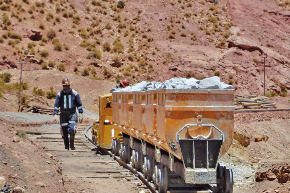 Empresa canadiense explotará minera de Pulacayo por 30 años