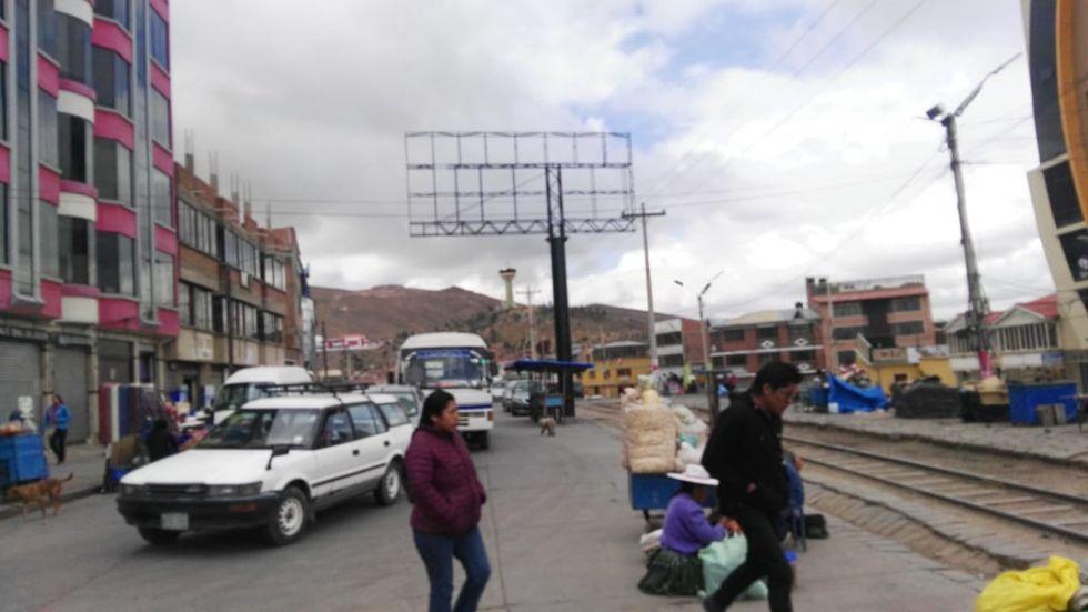 Las actividades vuelven a la normalidad en Potosí
