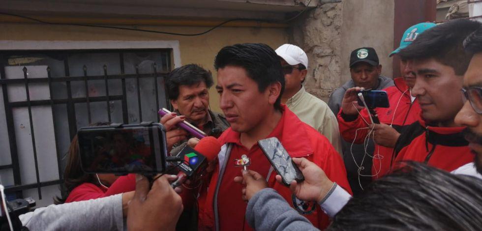 Presidente de Comcipo llama a controlar el voto