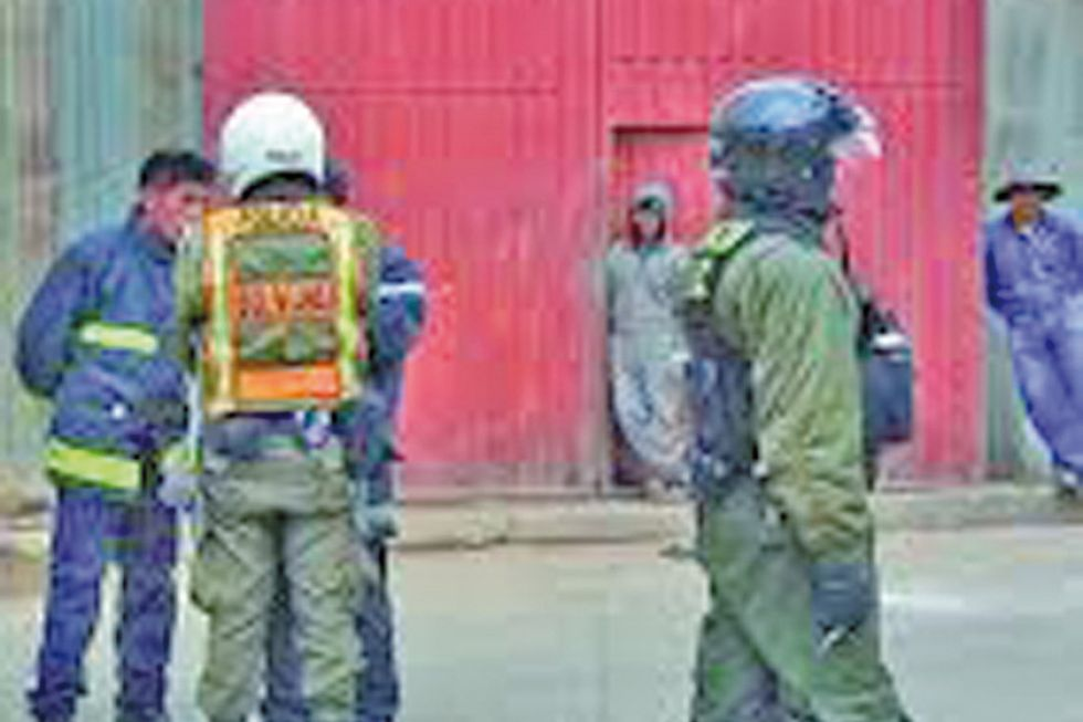 Se despliegan 50.171 policías y militares en la jornada electoral