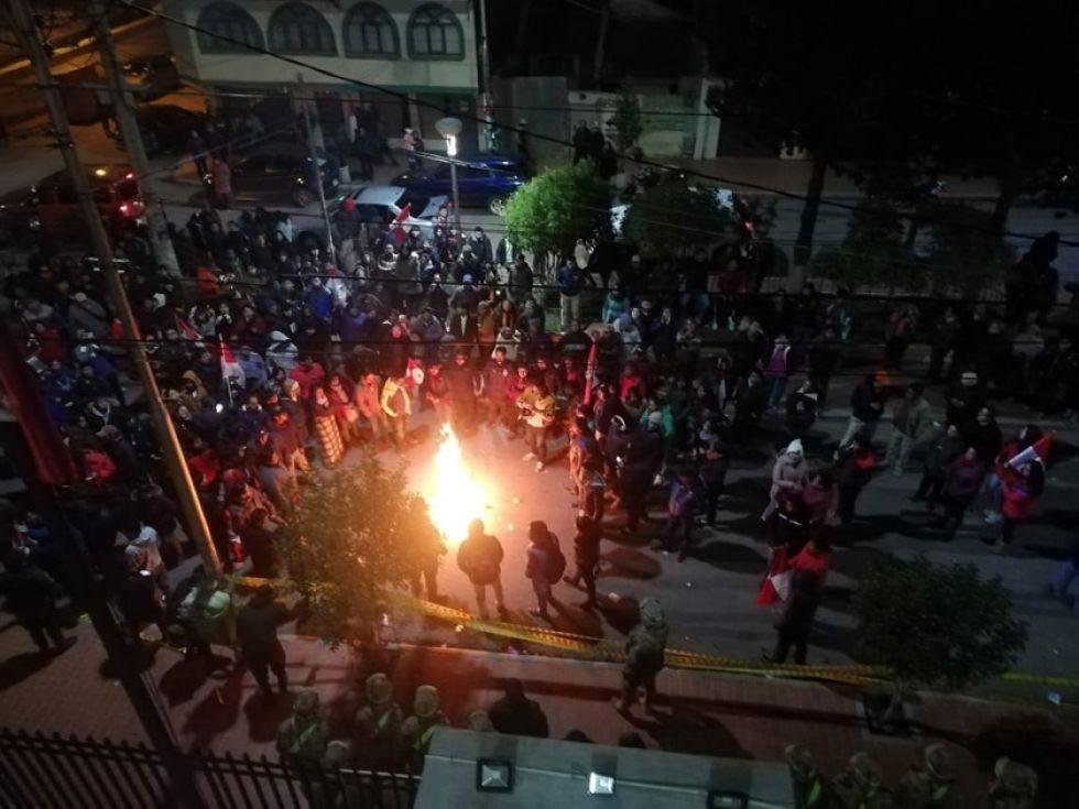Sospechas de fraude electoral desatan protestas ciudadanas