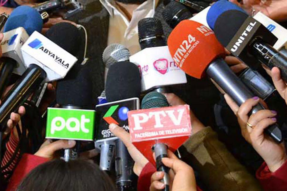ANP condena agresiones a periodistas durante los conflictos en El Alto