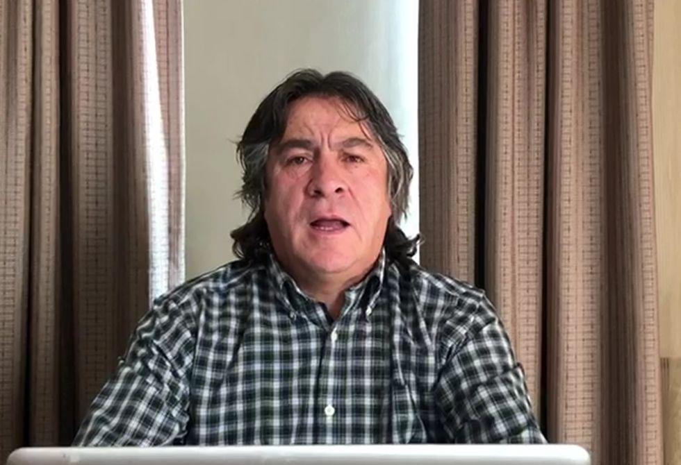 Orlando Careaga presenta su renuncia