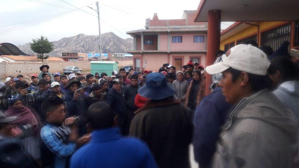 Enfrentamientos en Betanzos habrían causado dos fallecimientos