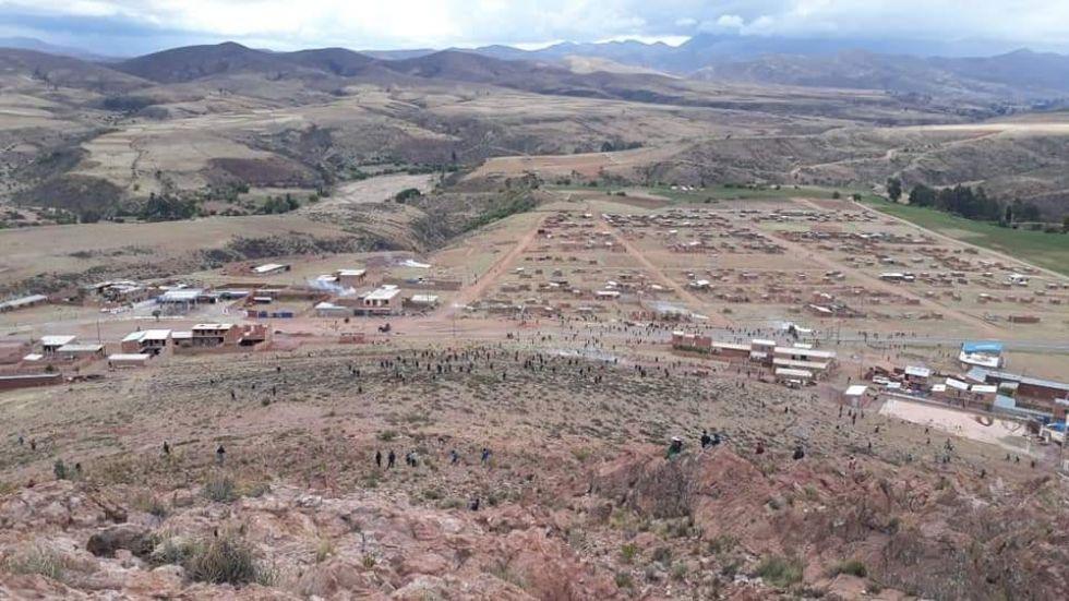 URGENTE: Hay enfrentamientos en Betanzos