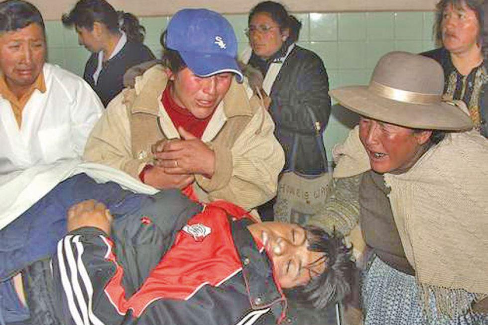 IDIF: en el país suman diez fallecidos en el conflicto postelectoral