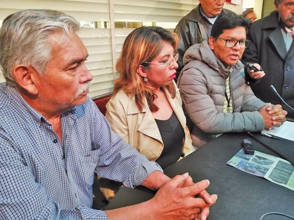 Comcipo dio aval  para el comité  ad-hoc de Tupiza