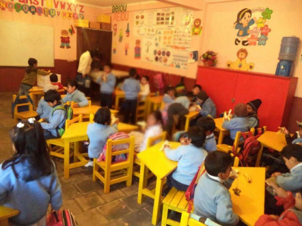 Maestros urbanos de Potosí determinan retornar a clases desde el lunes