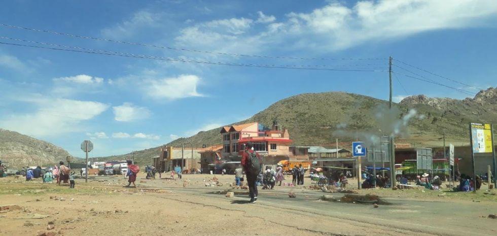 Comunarios de Saavedra todavía no decidieron sobre su ingreso a Potosí