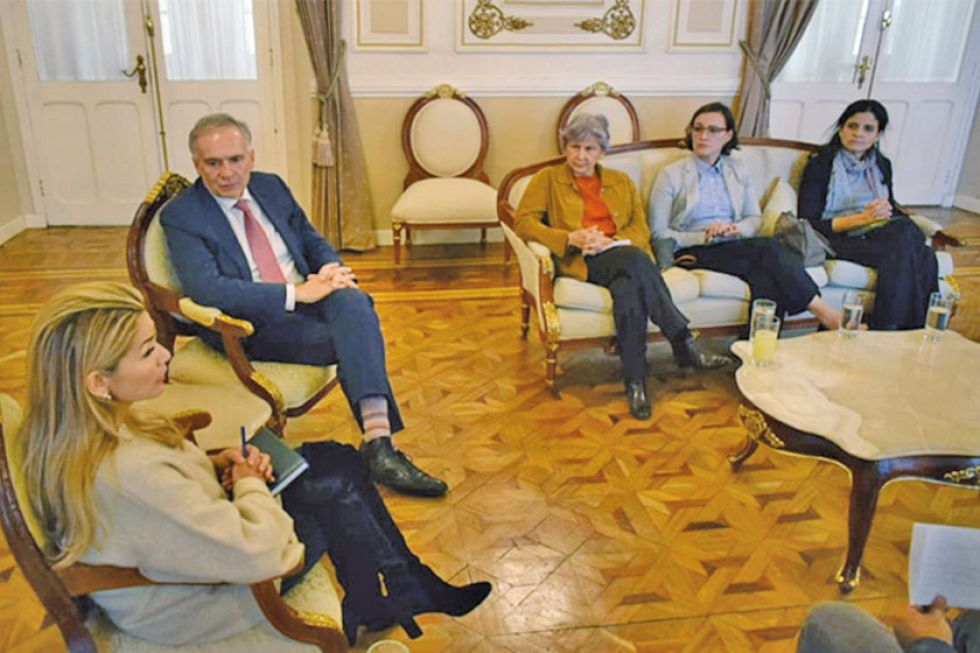 Enviado de la ONU inicia diálogo para pacificar y dar salida a elecciones