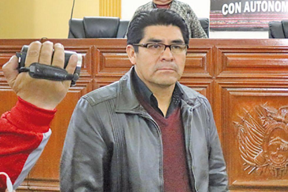 URGENTE: Se diluye posibilidad de marcha de los comunarios de Saavedra