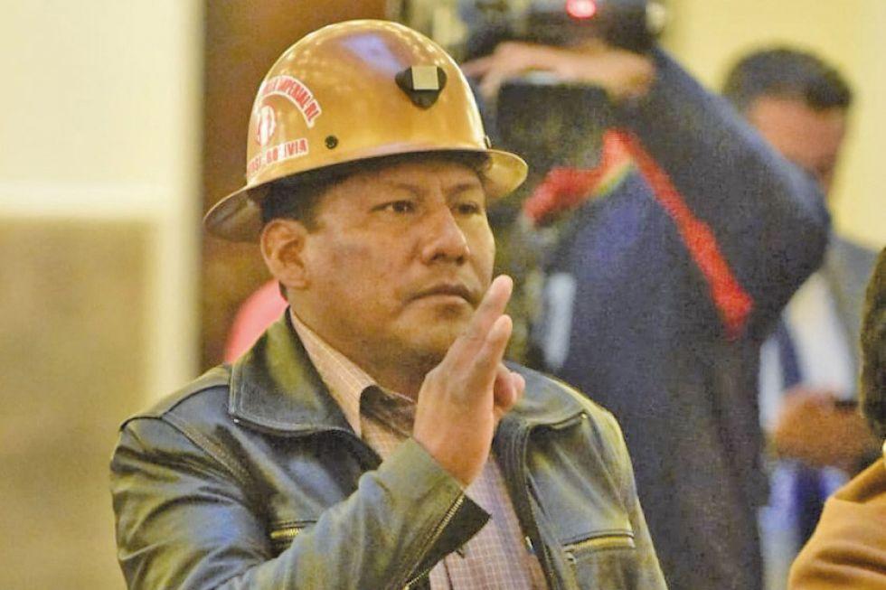Cooperativista potosino es el nuevo titular del Ministerio de Minería