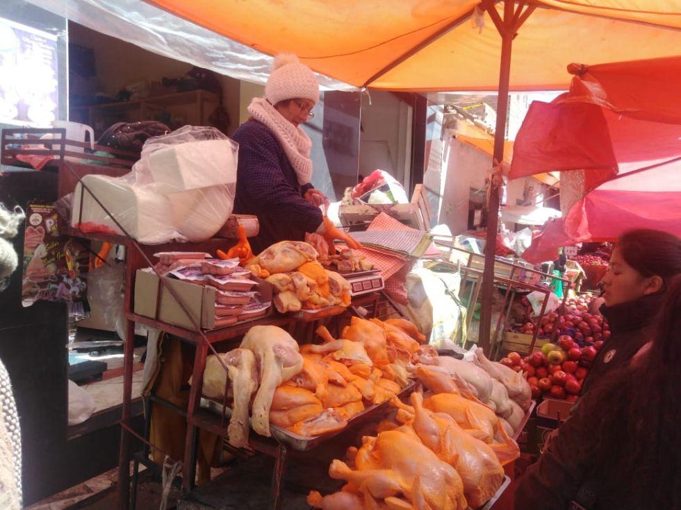 La provisión de alimentos se empieza a regularizar tras el levantamiento del bloqueo