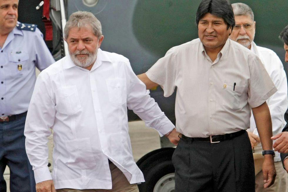 """Lula da Silva: """"Mi amigo Evo Morales cometió un error al buscar un cuarto mandato"""""""