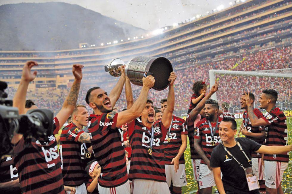 Flamengo se corona campeón continental