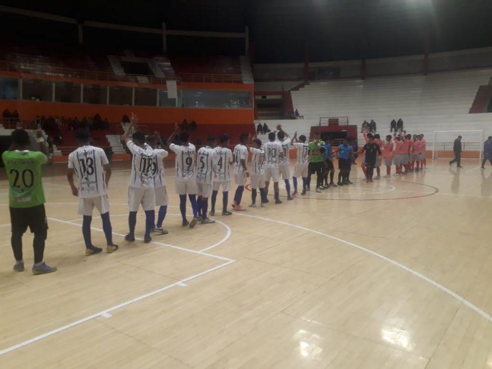 El partido se juega en la capital potosina.
