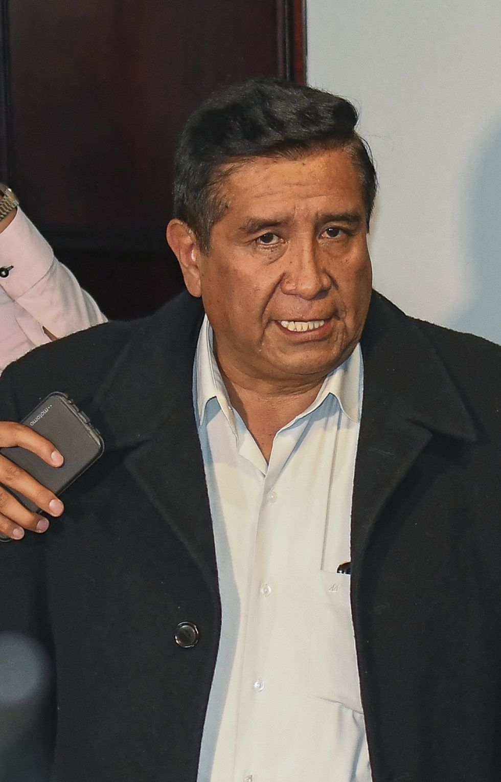 Salinas retira demanda contra Giménez