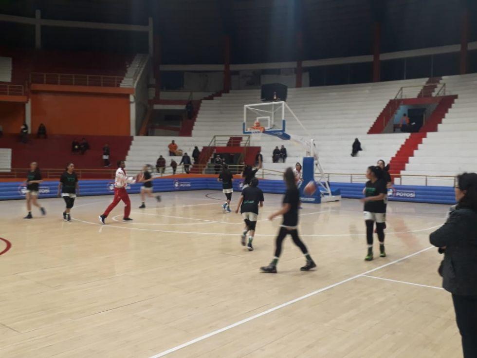 Las imágenes previas al inicio del partido.