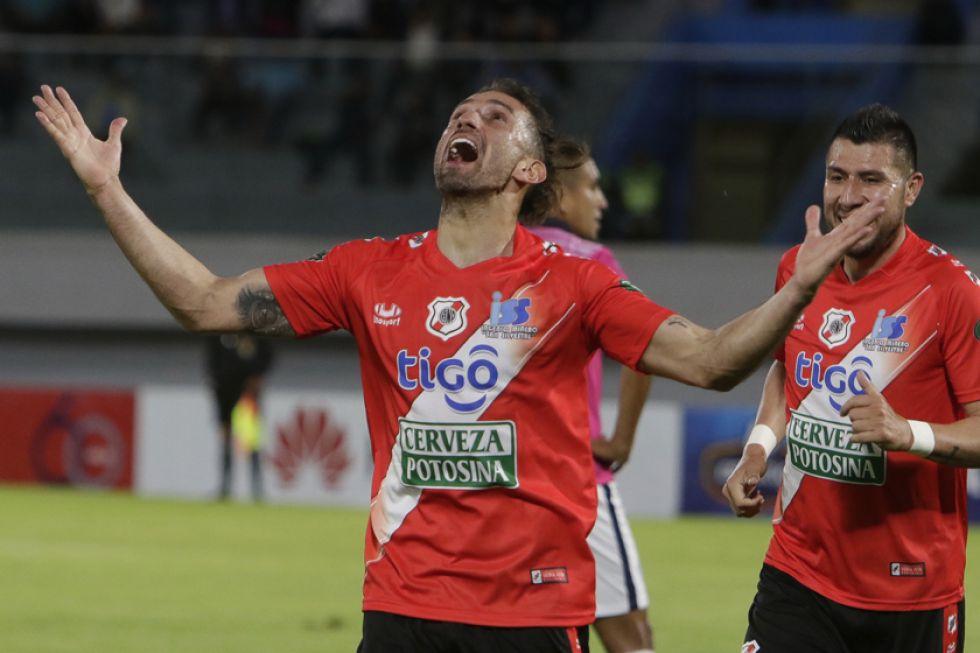 Enzo Maidana será la carta de gol ante los atigrados.