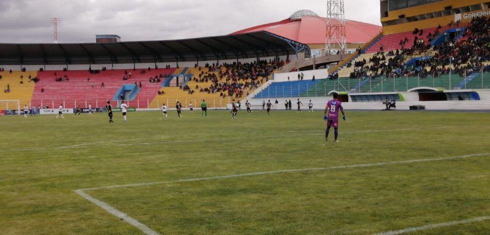 El partido se juega en la Villa Imperial.