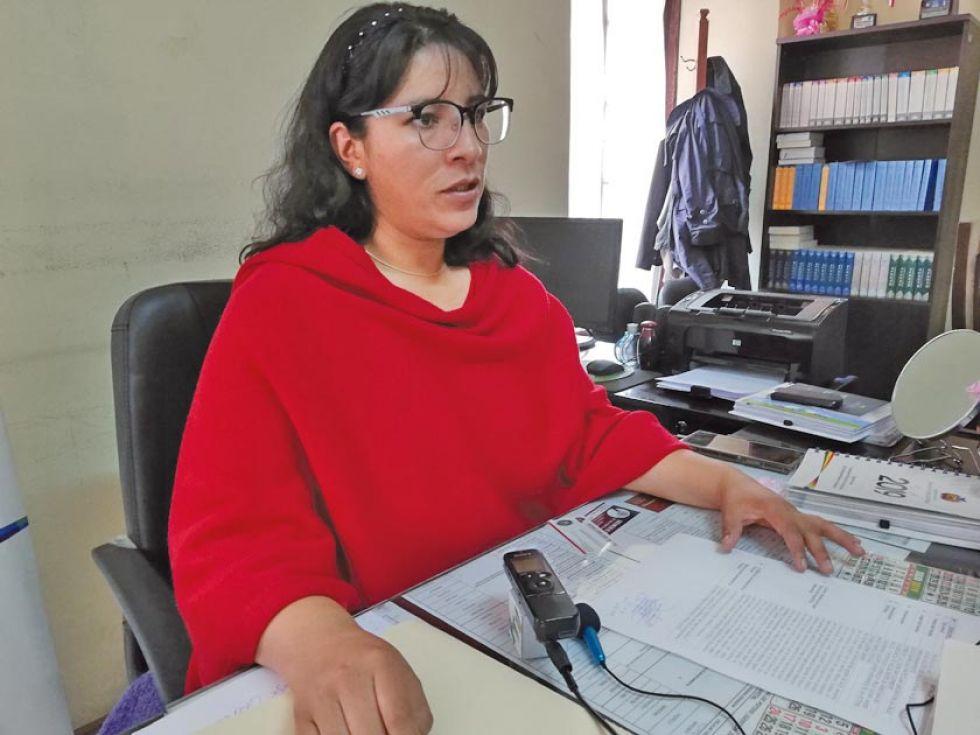 Fiscalía allana una casa particular y halla actas de cómputo electoral