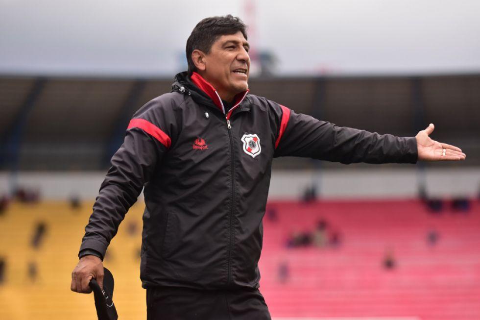 El técnico Alberto Illanes apelará a todo su potencial futbolistico.