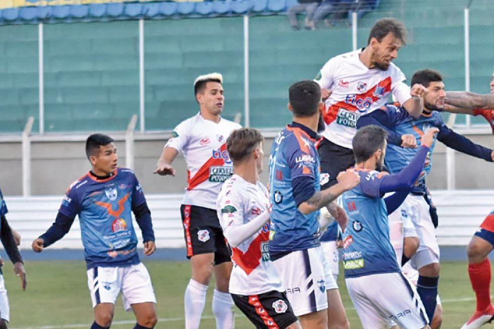 Nacional Potosí suma con un empate ante Sport Boys, de visita