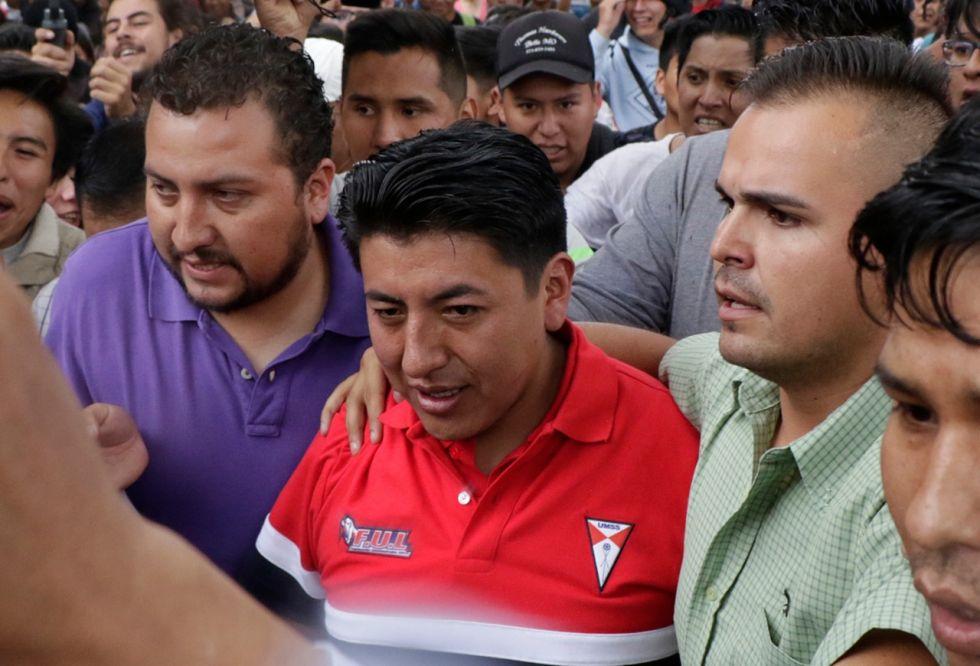 Foto de la agencia APG.