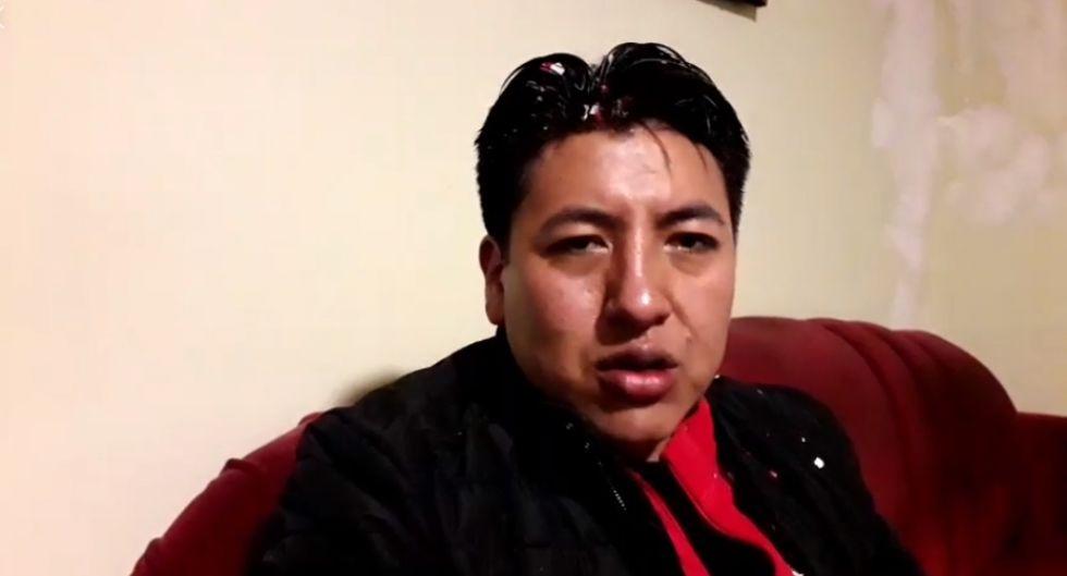 """Pumari sobre audio filtrado: """"Ha comenzado la guerra sucia"""""""