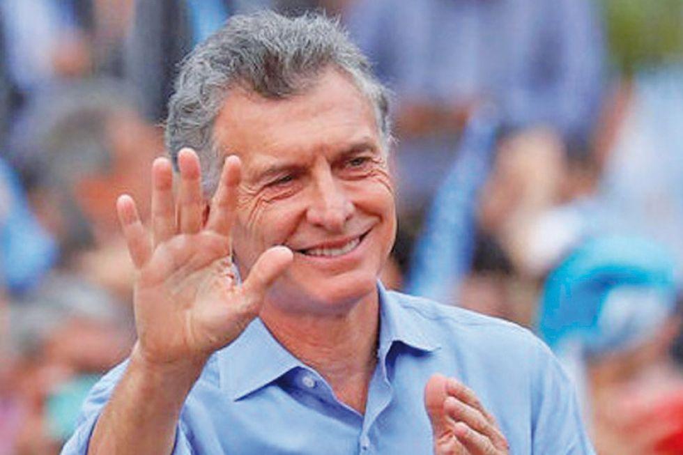 Macri pide cuidar a su país tras dejar la presidencia argentina