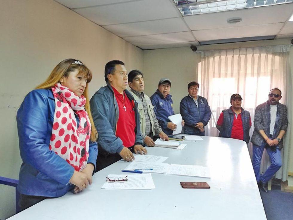 Trabajadores de Aapos logran destitución de la asesora jurídica