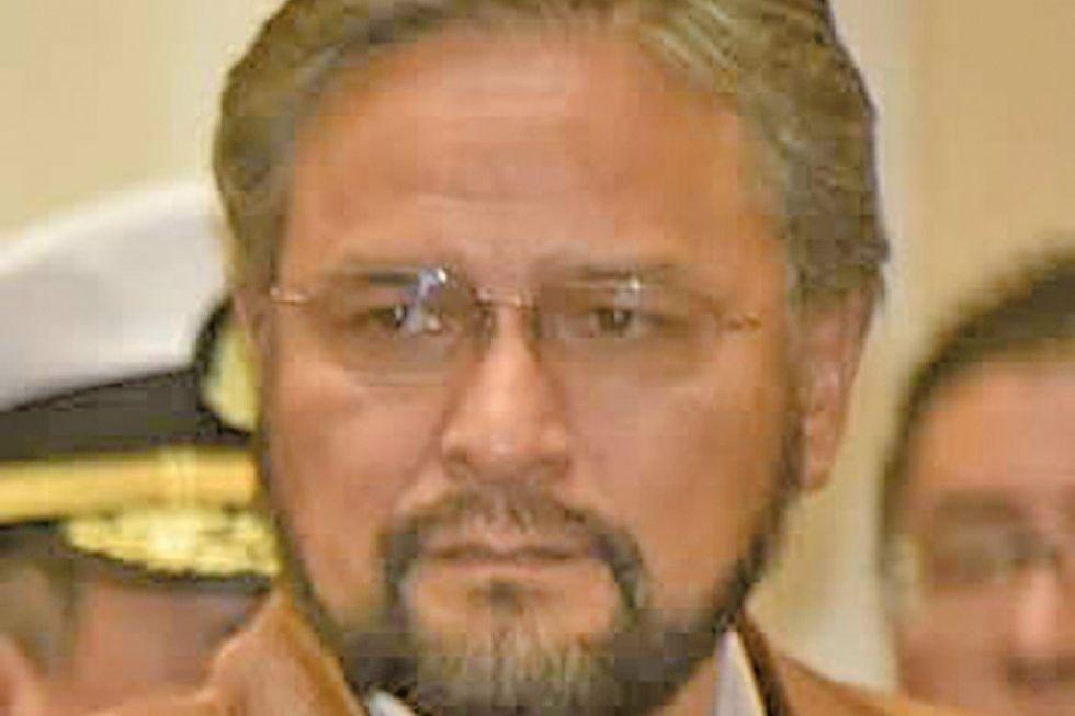 Se busca al exministro Alfredo Rada por los hechos de La Calancha