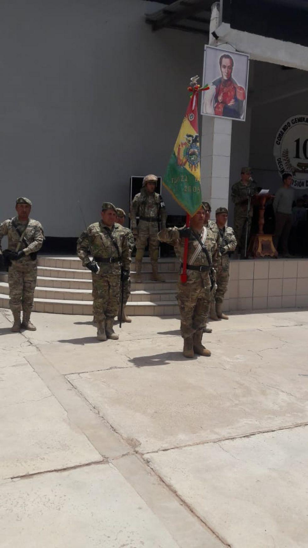 La unidad militar potosina. FOTO RI 3
