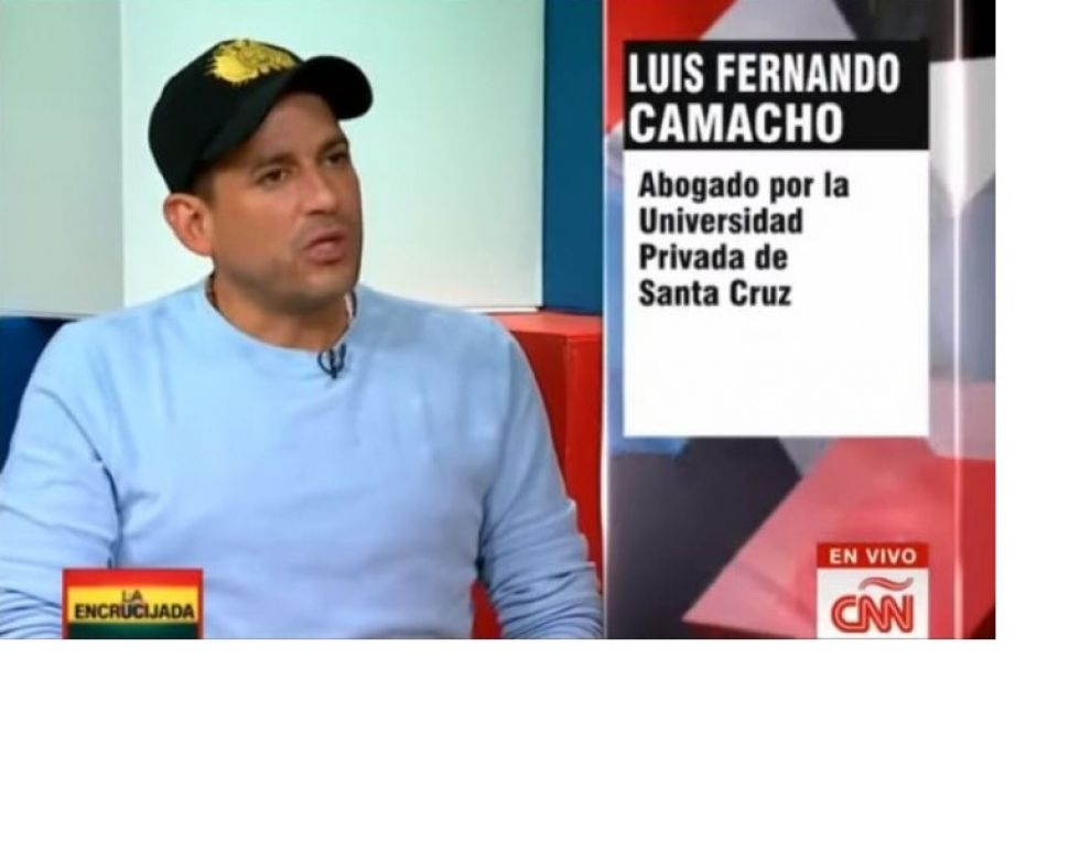 Camacho admite que filtró audios a CNN de su dialogo con Pumari grabados por el hotel