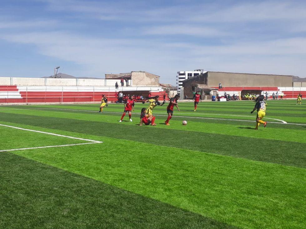 Los partidos se juegan en Potosí.