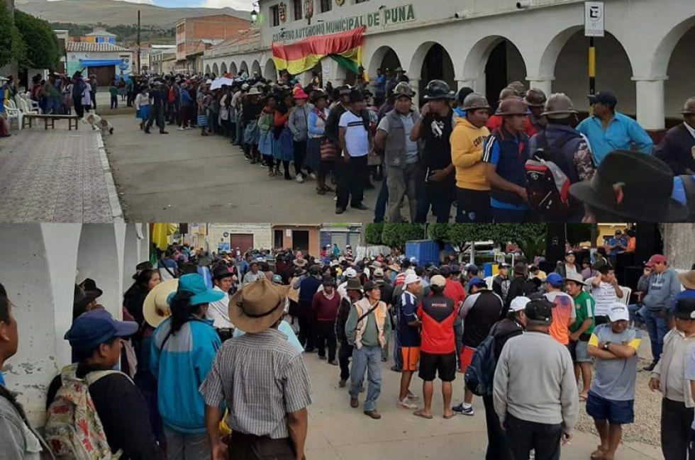 Puna: cabildo resuelve bloquear caminos por la renuncia del alcalde