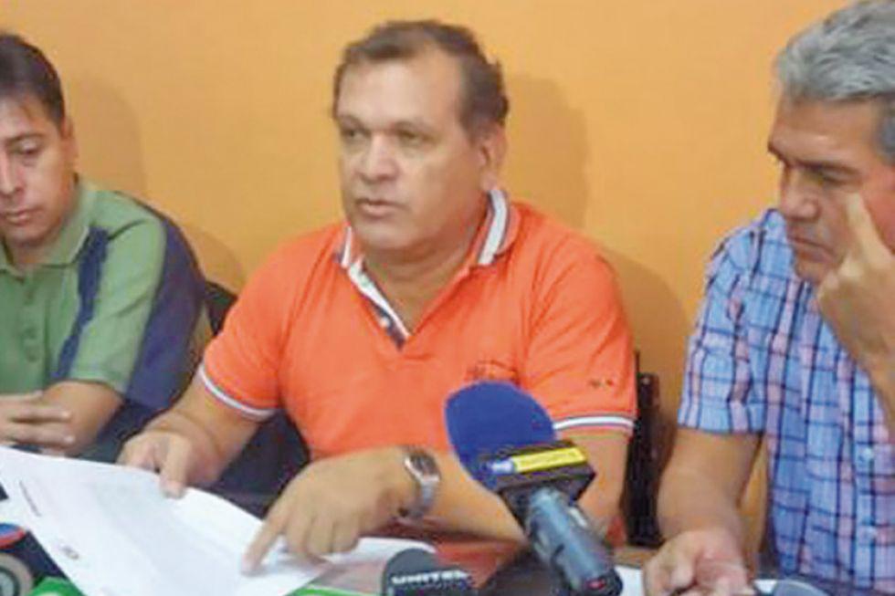 El torneo Clausura se halla bajo amenaza de paro por la Fabol
