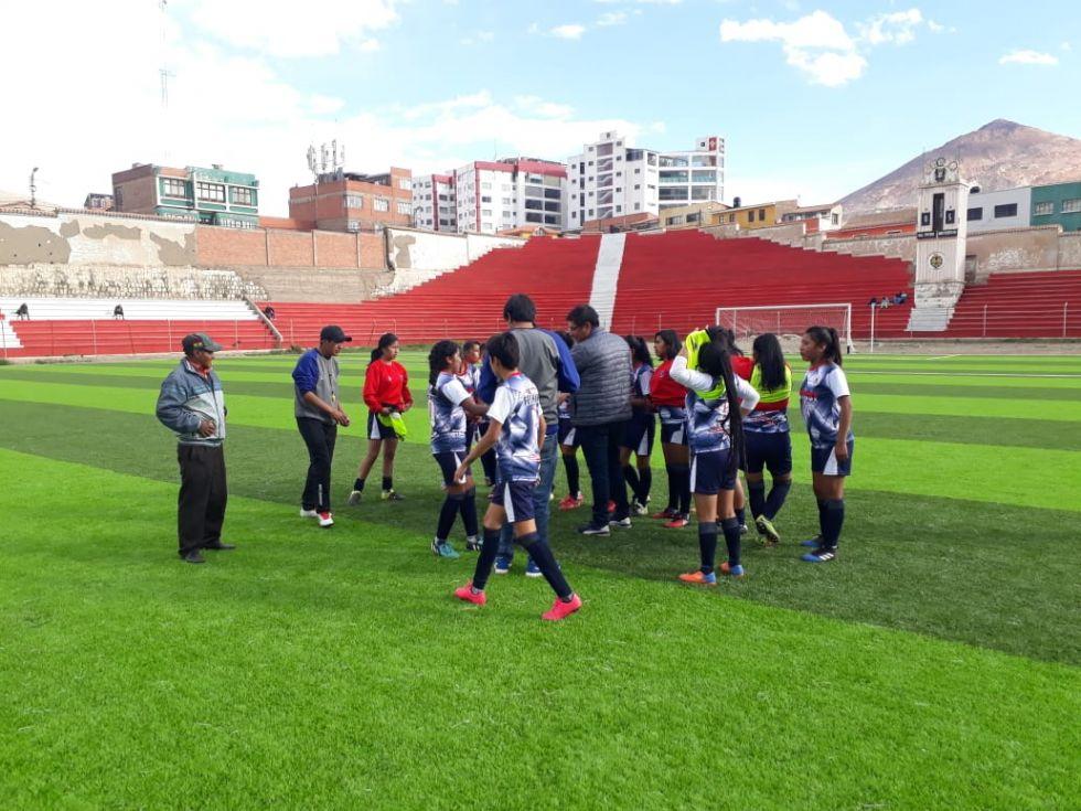 Se jugó en Potosí.