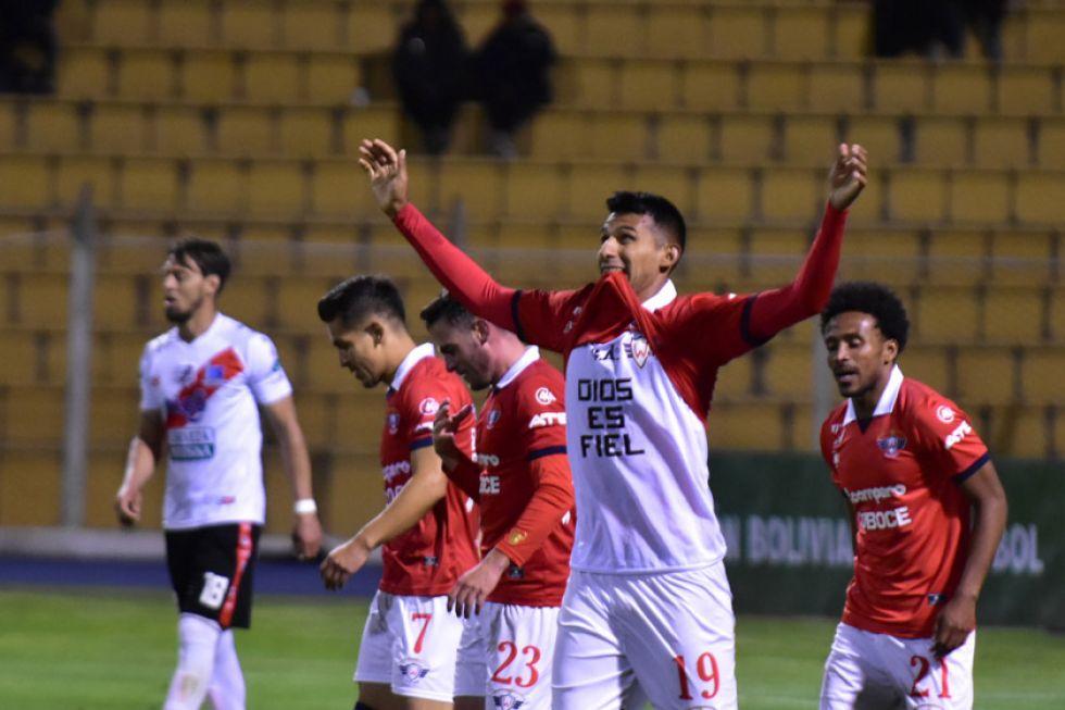 Nacional se complica en lucha por la Libertadores