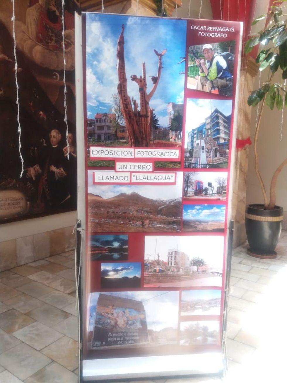 La exposición se realiza en el Museo del Cabildo.