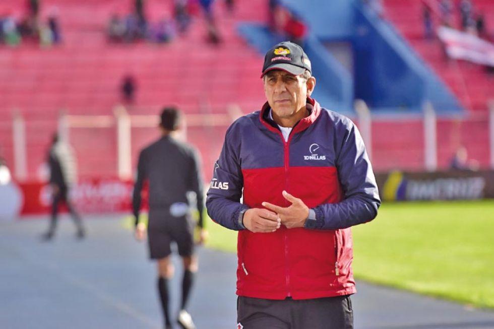 Alberto Illanes recupera a Maidana y Rojas